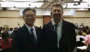 14.09.30 Sean with Minister - cropped